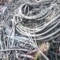 积压电源线回收厂家-型号500铝线回收